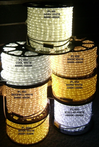 Светодиодные ленты дюралайт 100 метров led бухты