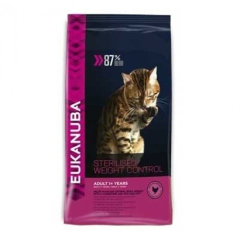 EUKANUBA STERILISED 10 кг