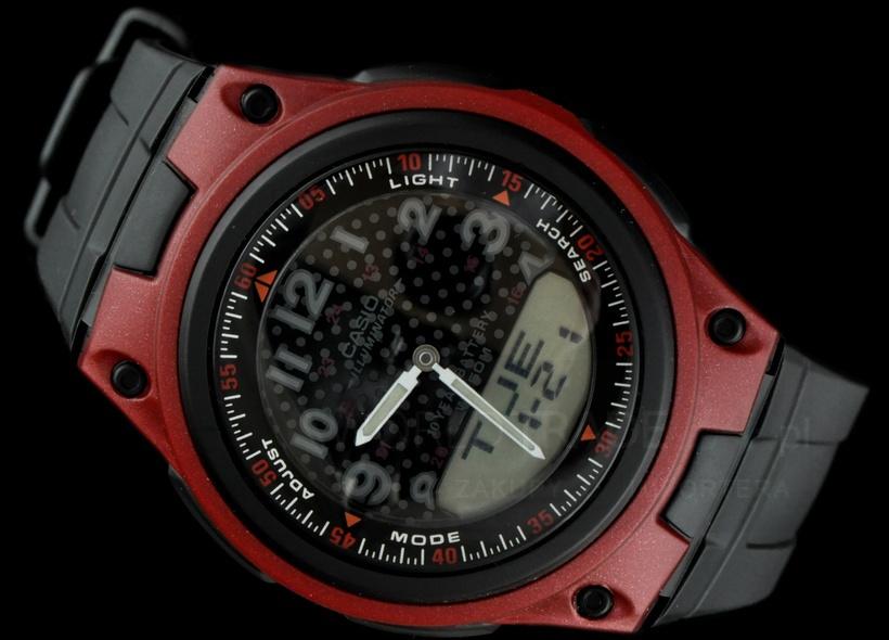 Casio AW-80-1AVDF: продажа, цена в Алматы часы наручные