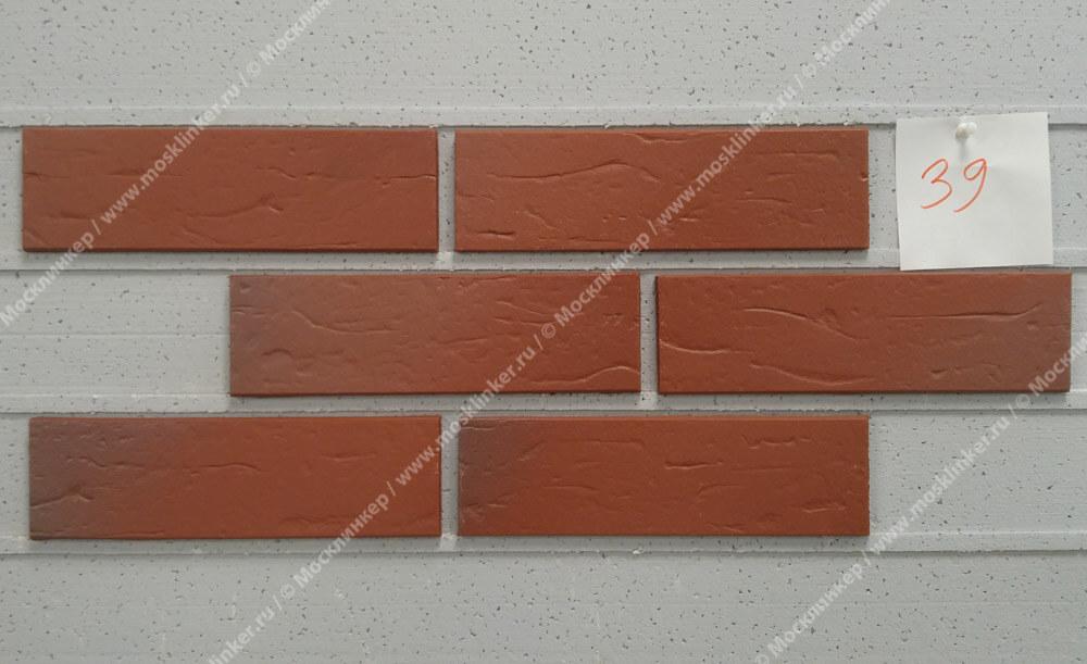 Фасадная плитка ABC, Nordkap, genarbt, 240х71х10, NF