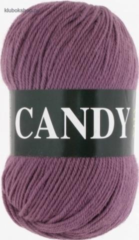 Фото Пряжа Vita: Candy цвет 2534 Пыльная роза - купить в интернет-магазине