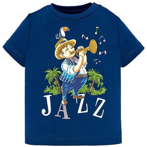 Футболка Mayoral Jazz с коротким рукавом