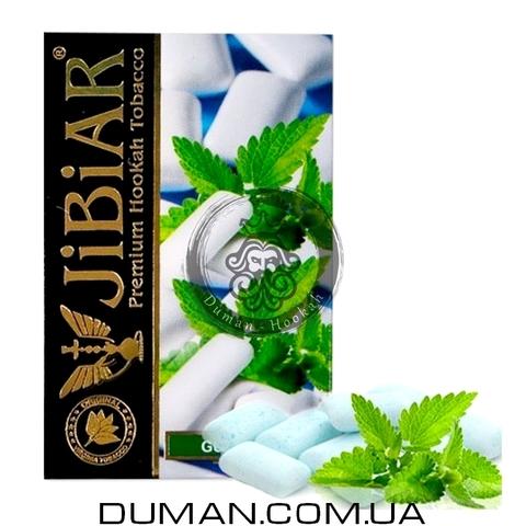 Табак JiBiAR Gum Mint (Джибиар Мятная Жвачка) 50g
