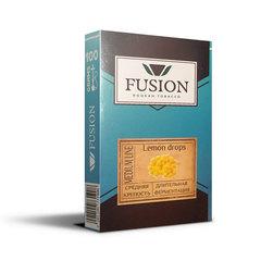 Табак Fusion Medium 100 г Lemon Drops
