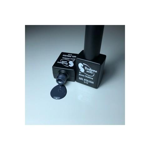 Bagheera Nails BN-92 тёмно-серый оттенок гель-лак 10 мл