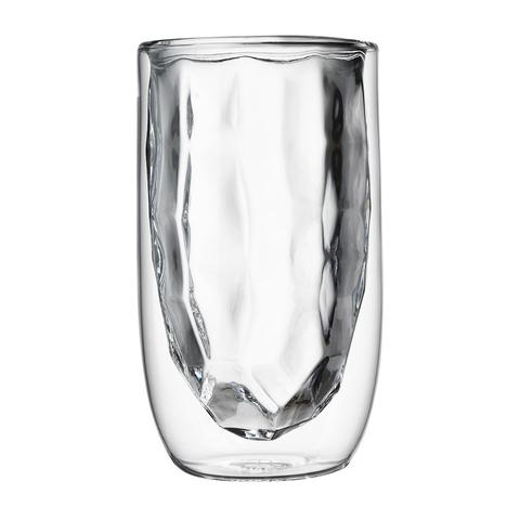 Набор стаканов Elements Metal из 2 штук, 350 мл.