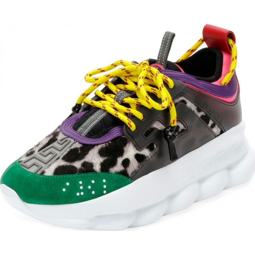 Versace Colorblock Chain Reaction (004)