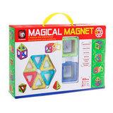 Магнитный конструктор 20 деталей 1