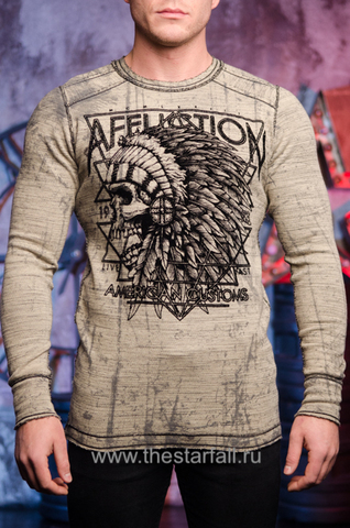 Пуловер двусторонний  Affliction
