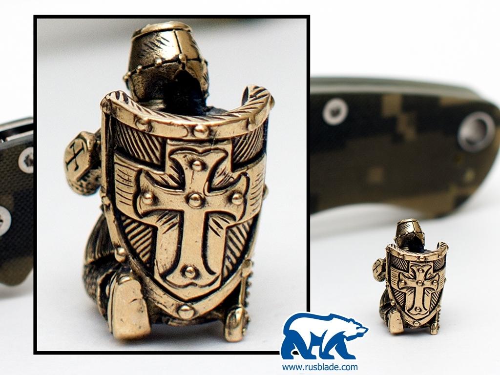 """Custom Sword Knot """"Knight Templar"""" Limited Edition"""