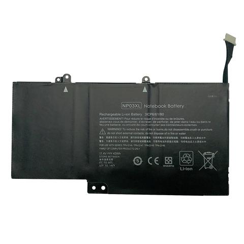 Аккумулятор для HP 13-A000 (11.4V 43WH) ORG