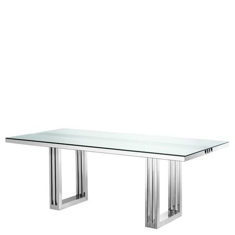 replica table EICHHOLTZ GARIBALDI ( by Steel Arts )