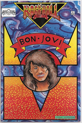 Bon Jovi Rock 'N' Roll Comics (1989 год)