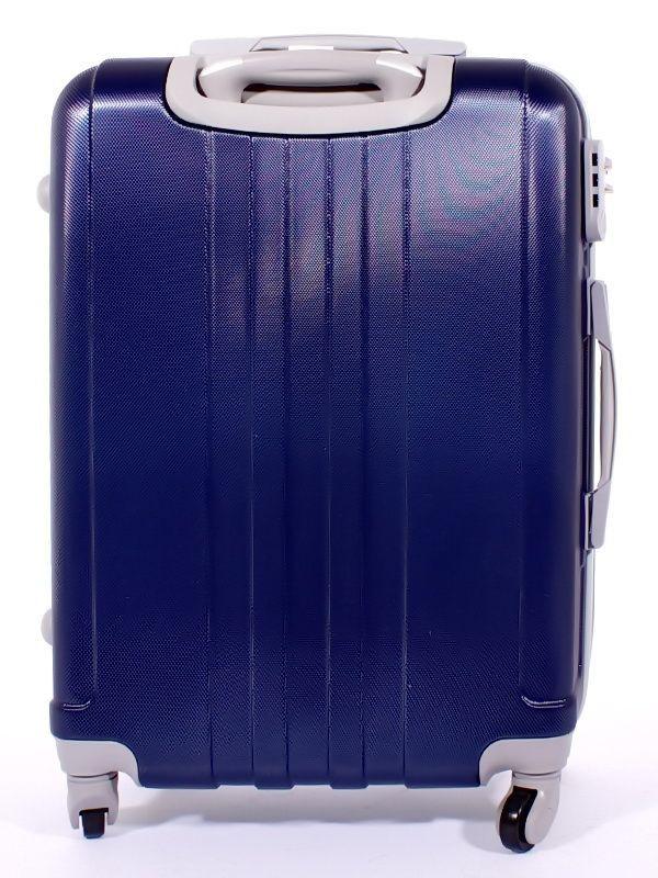 Чемодан Ananda 533 Темно-синий (M)