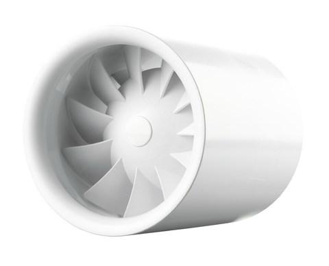 Вентилятор канальный Vents Quietline 100 T (таймер)