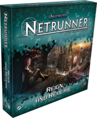 Android Netrunner LCG: Reign and Reverie