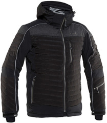 Куртка горнолыжная 8848 Altitude Terbium Black мужская
