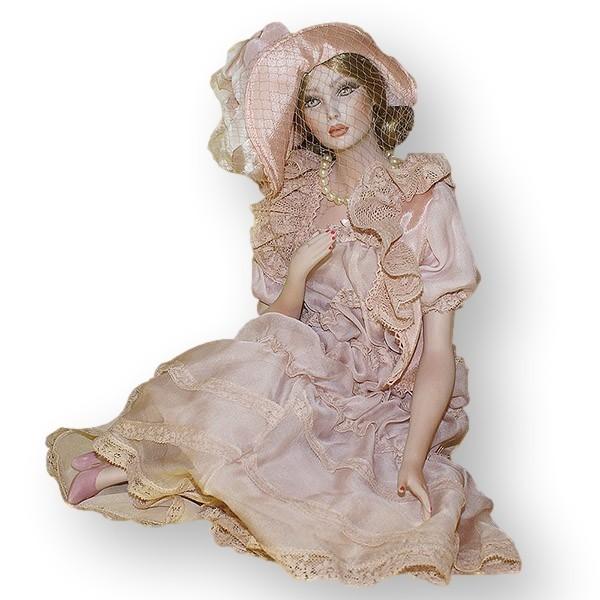 Статуэтки Кукла фарфоровая коллекционная Marigio Margherita kukla-farforovaya-kollektsionnaya-marigio-margherita-italiya.jpeg