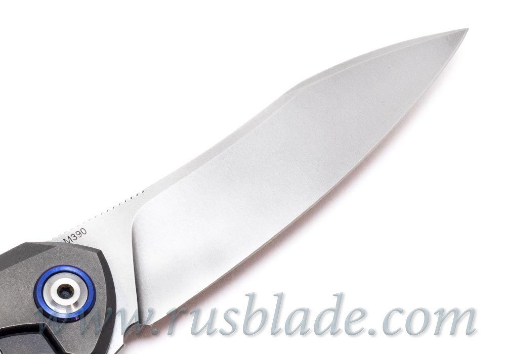 Cheburkov Russkiy M390 folding knife