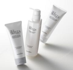 Сыворотка-кондиционер с эффектом гладких, упругих и объемных волос (Wamiles | Уход за волосами | Belleza Smooth Hair Treatment), 200 мл.
