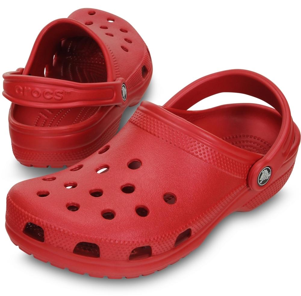 купить сабо papper clog crocs