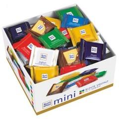Шоколад Ritter sport мини-ассорти Bunter Mix (7вкусов) 84шт/уп