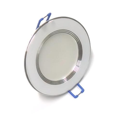 Светодиодный Led светильник встраиваемый Feron AL 527 Белый (круглый) 5W 4000K