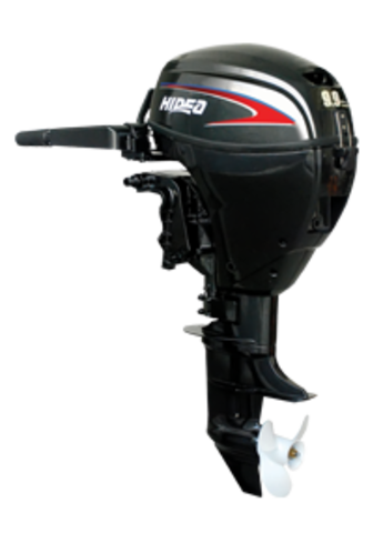 Лодочный мотор Hidea HDF 9.9 HS