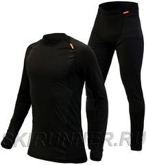 065ded7fc07e Комплект термобелья с ветрозащитой Noname Arctos WS 19 Underwear