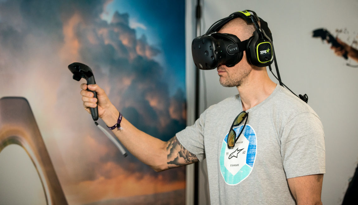 Аттракцион виртуальной реальности VR ГРАФФИТИ