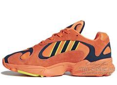 Кроссовки Мужские Adidas YUNG 1 Orange
