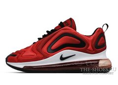 Кроссовки Nike Air Max 720 Red Black