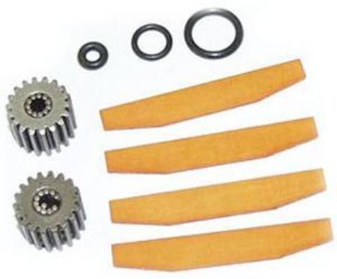 JAS-6552-RK Ремонтный комплект для машинки шлифовальной пневматической JAS-6552