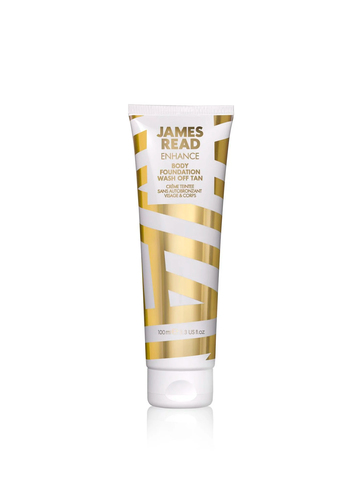 James Read  Смываемый автозагар для лица и тела Body Foundation Wash Off Tan Face & Body