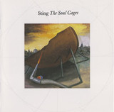 Sting ‎/ The Soul Cages (CD)