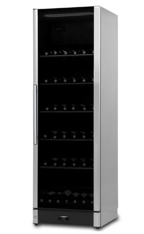Винный шкаф Vestfrost FZ 365 W серебро