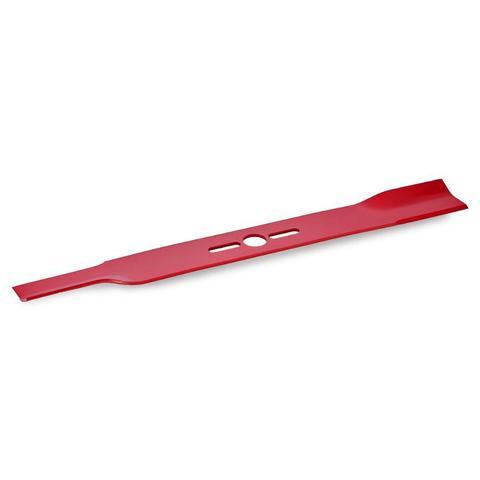Нож универсальный для электро и бензо косилок (322 мм, толщина 4 мм), Посадочное 25,4 мм