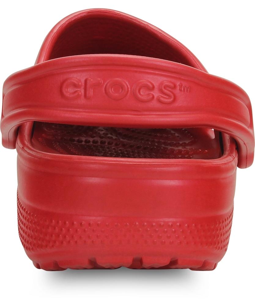 красные сабо Papper Clog