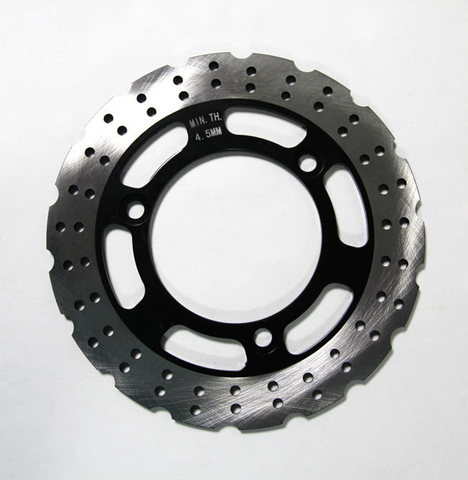 Задний тормозной диск для Kawasaki Ninja 250R 2008-2012