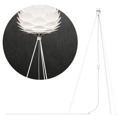 Штатив белый для светильника напольный, длина провода 3 м VITA copenhagen