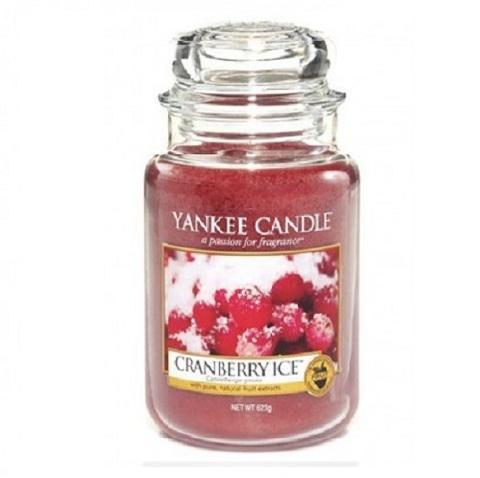 Ароматическая свеча большая YANKEE CANDLE