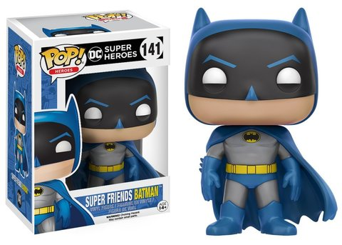 Super Friends Batman Funko Pop! Vinyl Figure || Бэтмен