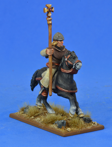 Mounted Christian Priest