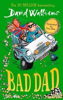 Kitab Bad Dad   David Walliams