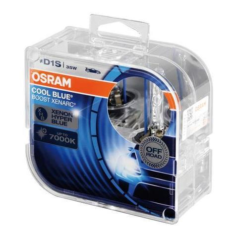 Ксеноновая лампа OSRAM D1S Osram XENARC COOL BLUE BOOST