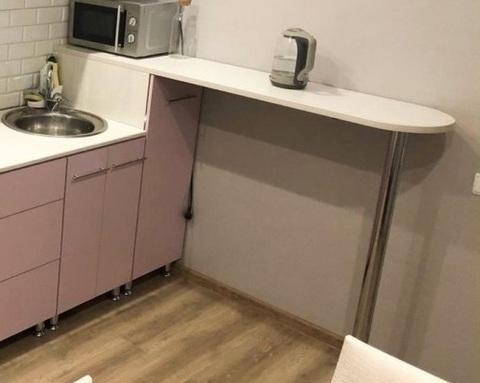 Стол кухонный  ТОКИО выдвижной барный 400
