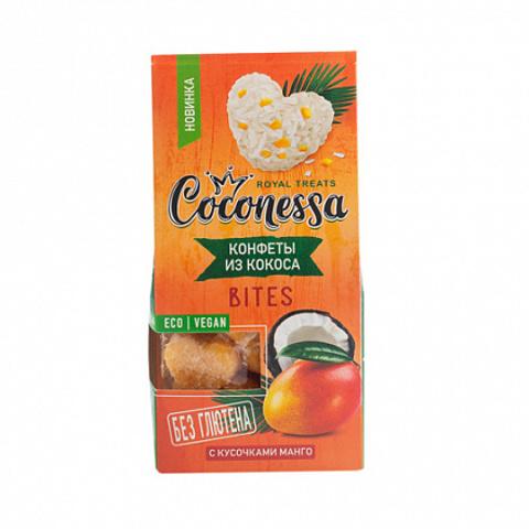 Конфеты кокосовые
