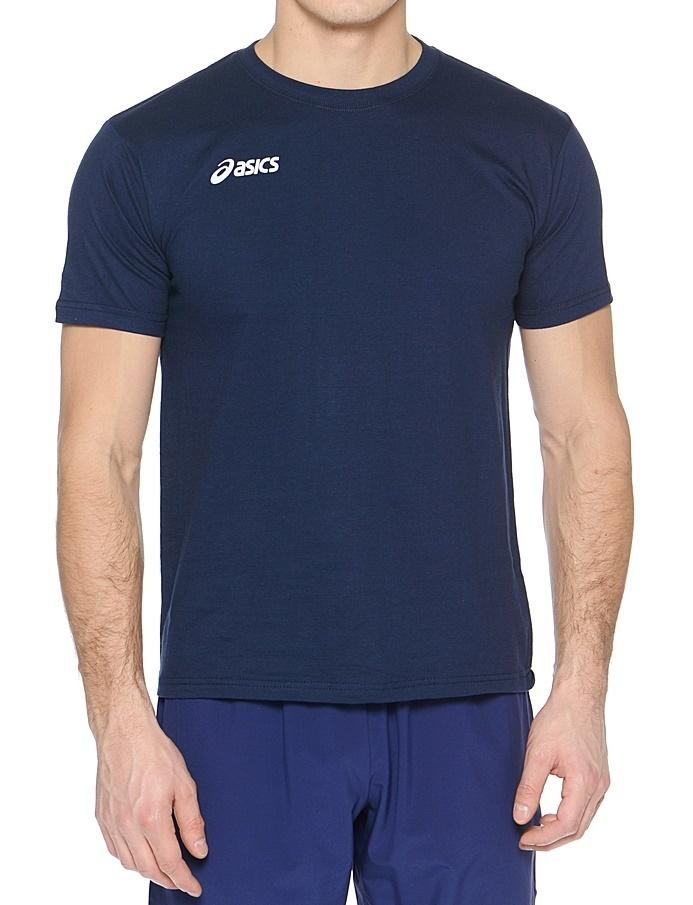 Мужская футболка Asics Promozionali  dark blue (T207Z9 0050) фото