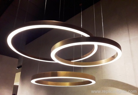 replica Henge light rings horizontal ( 3 rings )