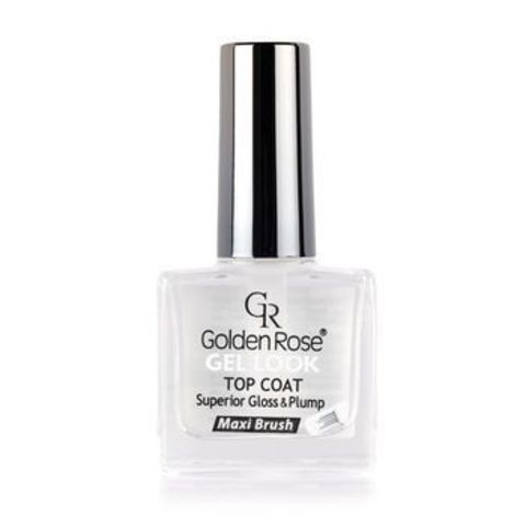 Golden Rose Лак  Gel Look Top Coat Lacquer
